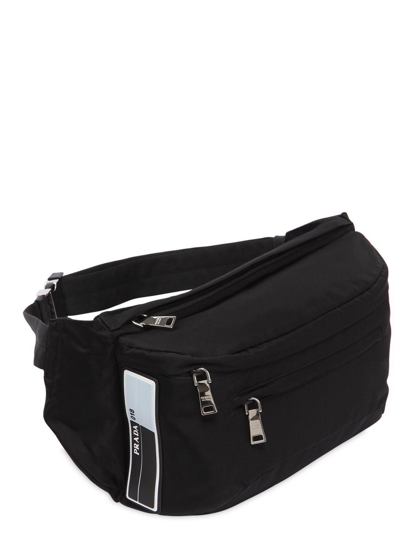 be283ce20fea PRADA MAXI NYLON BELT PACK. #prada #bags #belt bags #nylon # | Prada ...