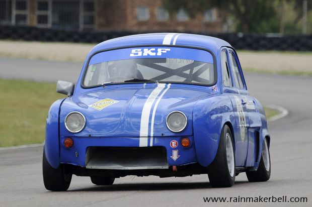 Frank Copping, 1960 Renault Dauphine