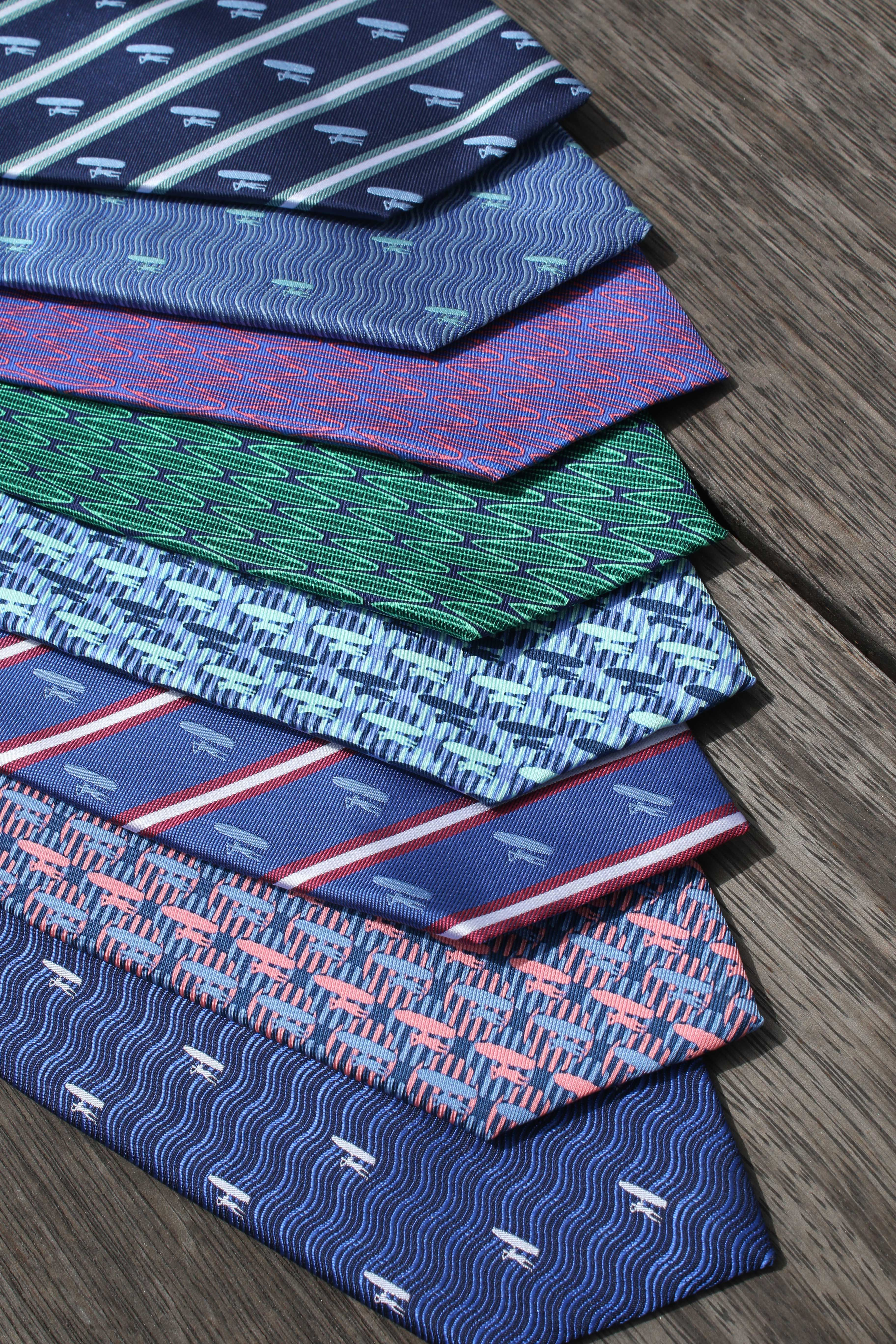 You can never go wrong with a classic johnnie-O tie for Father's Day. #WestCoastPrep