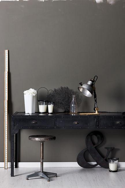 Perfekt Streich Die Wand Braun! #KOLORAT #Wandfarbe #Braun #streichen