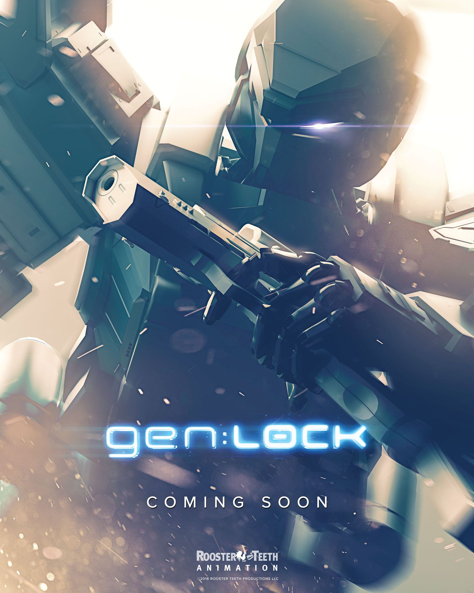 David Tennant Joins the Voice Cast of Rooster Teeth's gen:LOCK   No