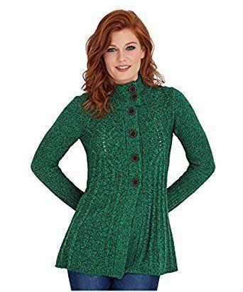 Joe Browns Women's Long Sleeved Cable Cardigan: Amazon.co.uk ...