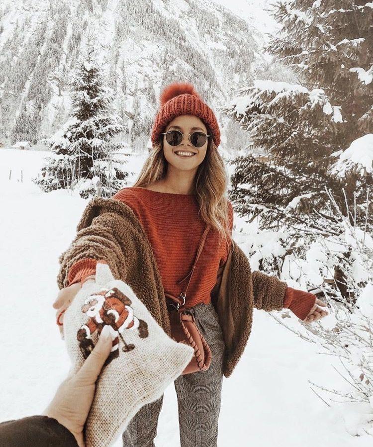 Winter Fashion Shoot: Winter Fashion Cold, Winter