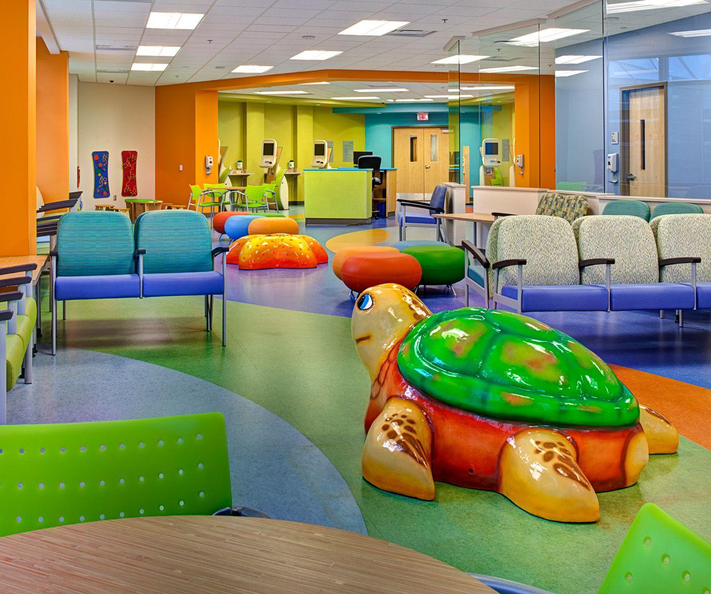 Helen devos childrens hospital ambulatory pediatric