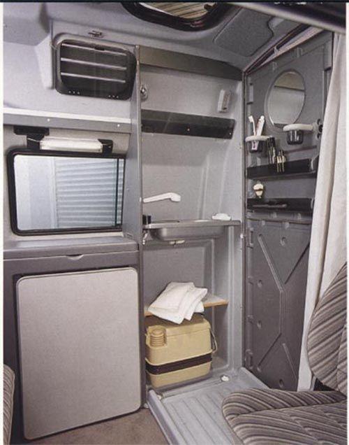 Shower Units Vw Camper And Campers On Pinterest Motorhome