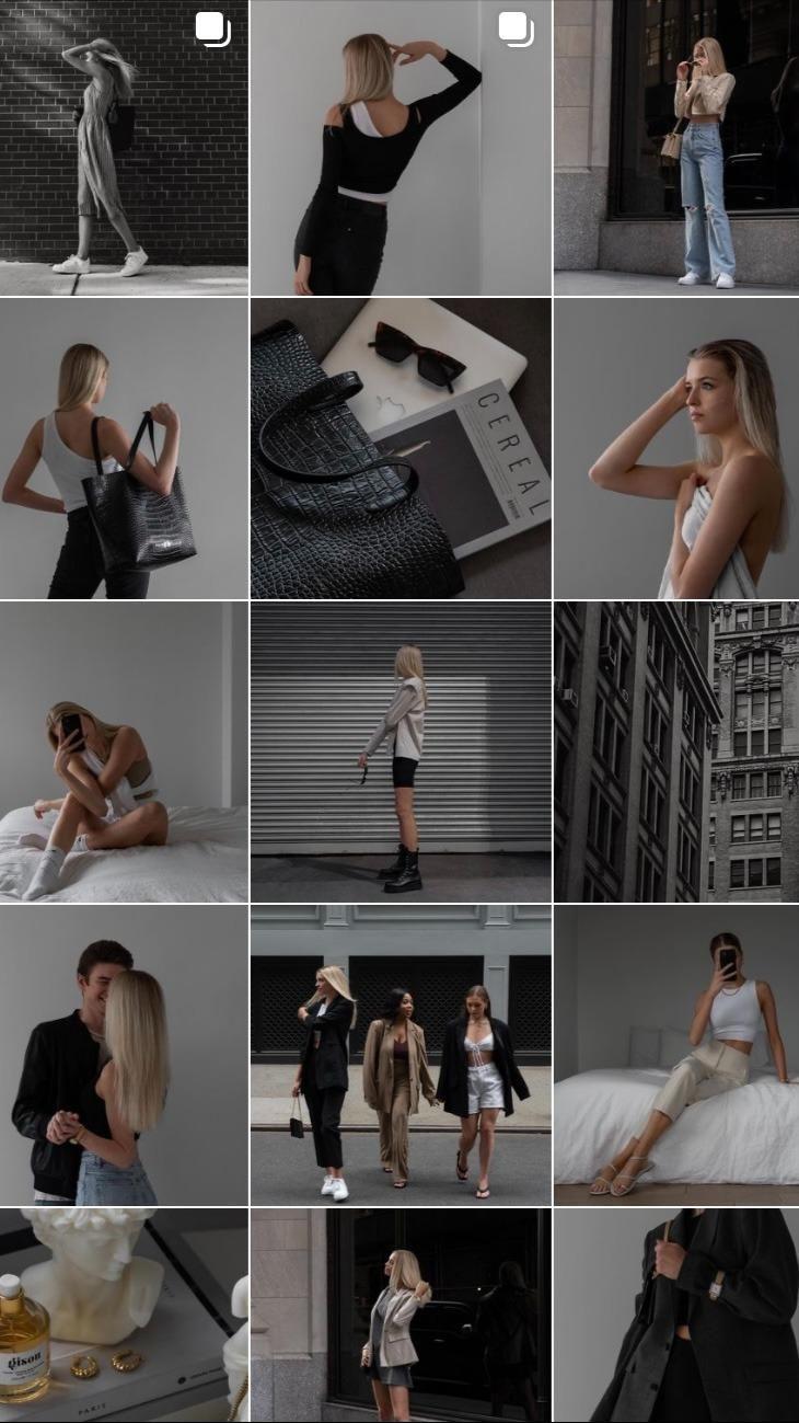 Moody Instagram Theme | Instagram Picture Ideas | Instagram Feed Ideas