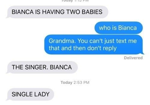 100 Texts That Will Make You Laugh Way, Way Harder Than You Should
