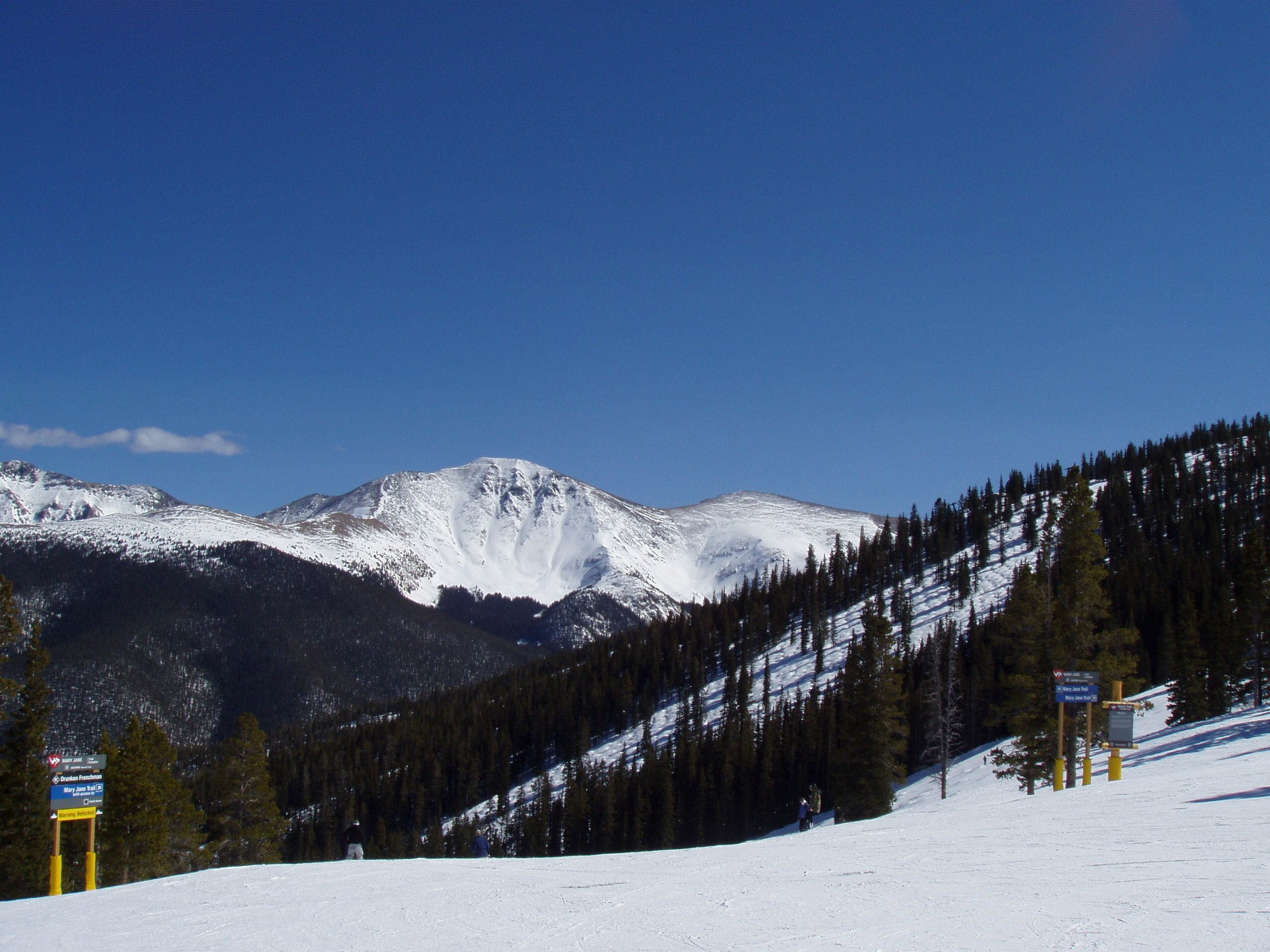 Favorite place to ski, Winter Park, CO