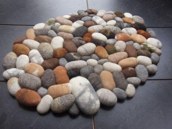 Rock Rug Rugs Ideas