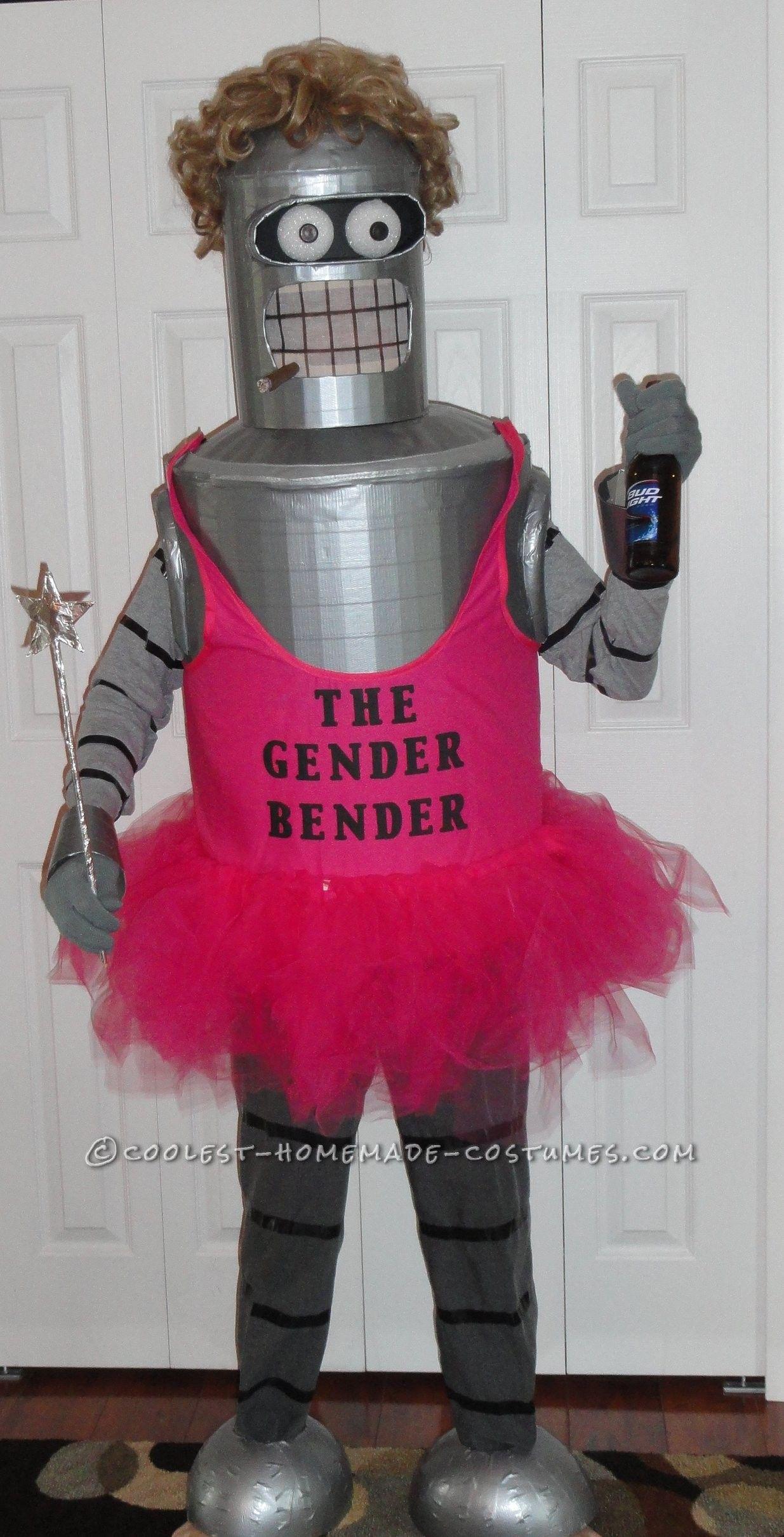original gender bender halloween costume gender bender. Black Bedroom Furniture Sets. Home Design Ideas