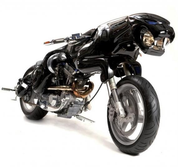 Top 10 Weirdest Motorcycles Concept Motorcycles Futuristic