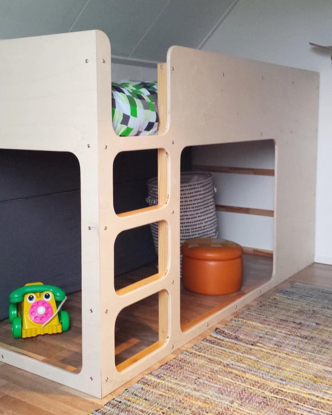Ikea Kura hack by ondeugendespruit.nl #ikea #ikeahack # ...