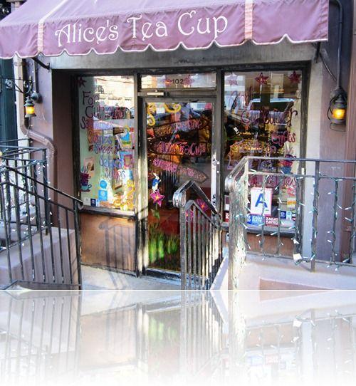 Alice's Tea Cup | New York City, tomamos el te ahi con xime!!!!