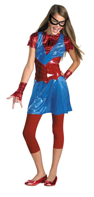 explore teen costumes girl halloween costumes and more - Spider Girl Halloween Costumes