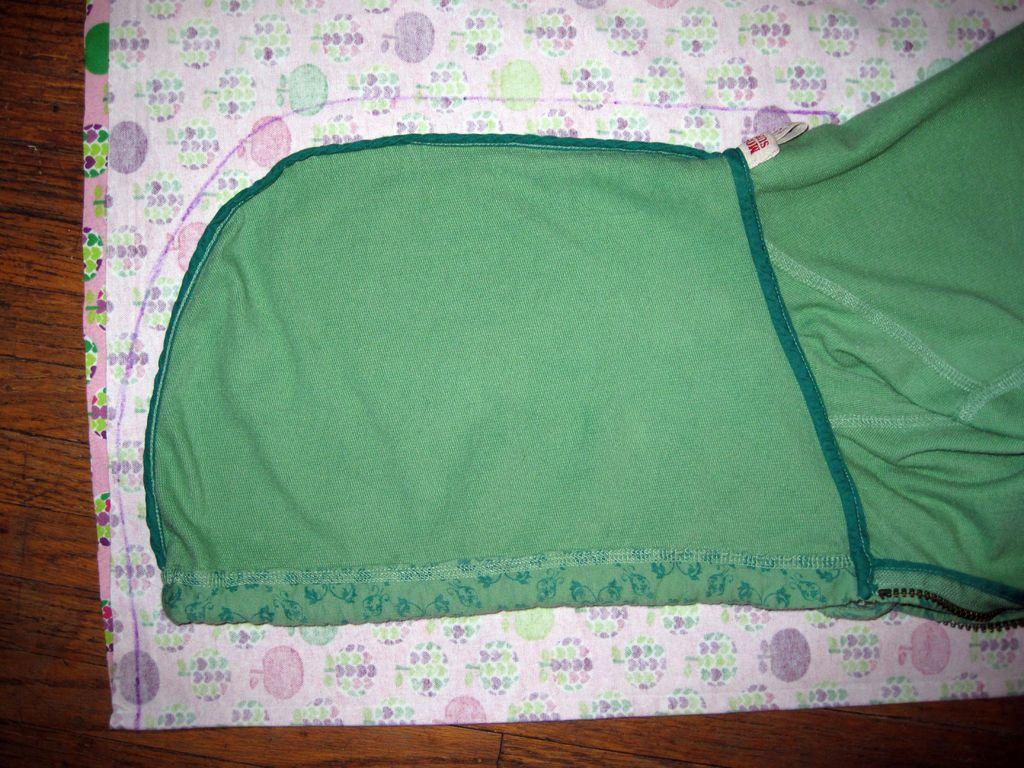 How To Sew A Hooded Scarf Or Scoodie Abrigo Pinterest