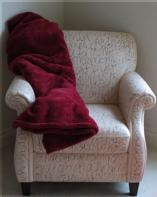 Approachable Art by Judi Hurwitt: Leather Chair Rehab