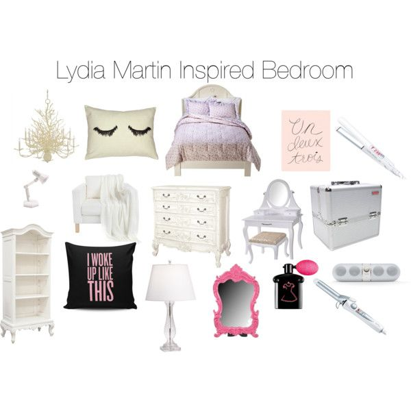 Teen Wolf   Lydia Martin Inspired Bedroom by staystronng on Polyvore  featuring interior  interiors. Teen Wolf   Lydia Martin Inspired Bedroom by staystronng on