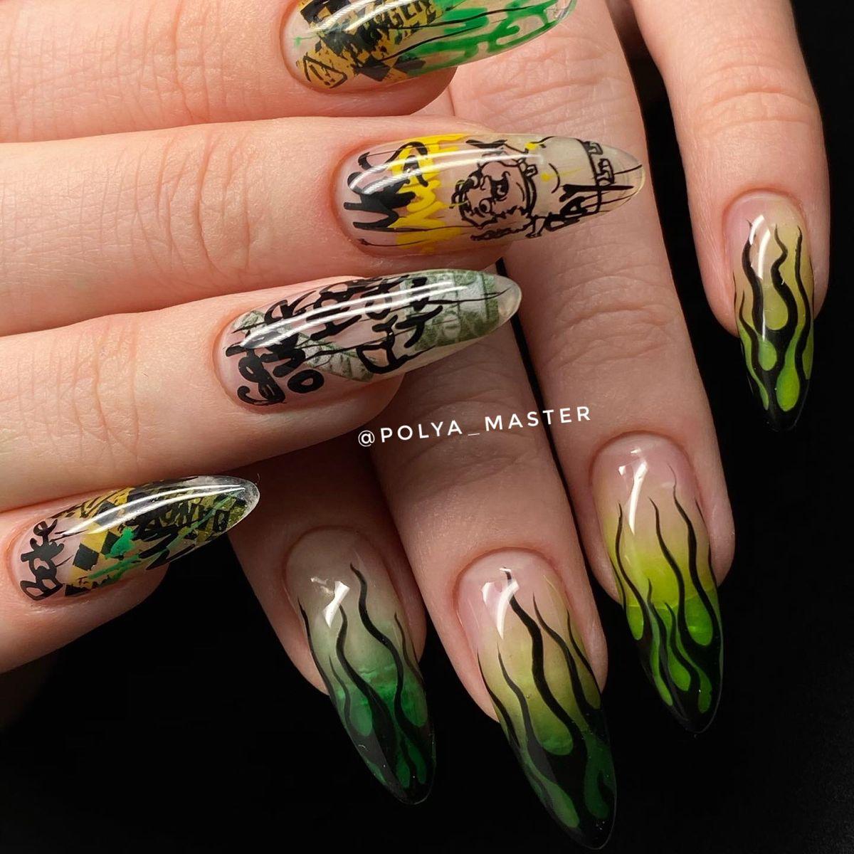 #дизайн #nailart #дизайнногтей #sweetnails #influencer #nailart #nailru #nails #nail #naillover #naillove #crazynails #funnails #nailsmagazine #nailswagg #nailitdaily#nailworld #nailsofinsta #nailmasters #naillook #uniquenails #naildecals ⠀ #слайдердизайн #decals #слайдер #наклейки #стикер #дизайнногтей #маникюр #идеиманикюра #naildesign #наклейкинаногти