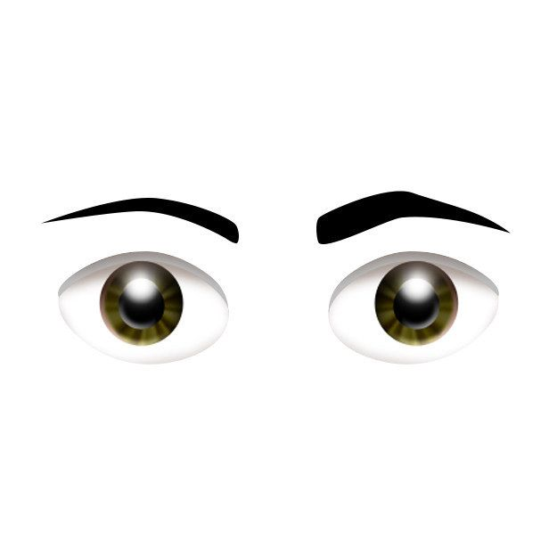 Image result for emoji eyebrow