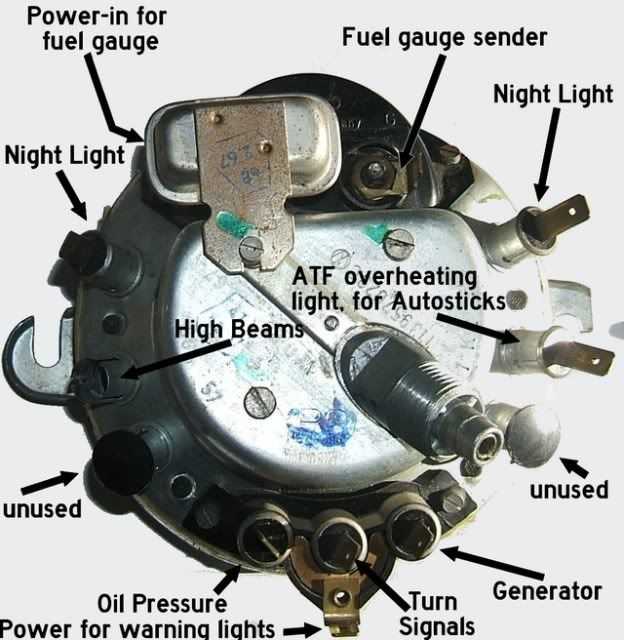 View Topic Speedometer Back Light Out Vw Beetle Classic Volkswagen Volkswagen Beetle