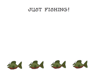 """From TEACH123 - FREE  Blog post about using rubber fishing worms.  Free """"Just Fishing"""" mat."""