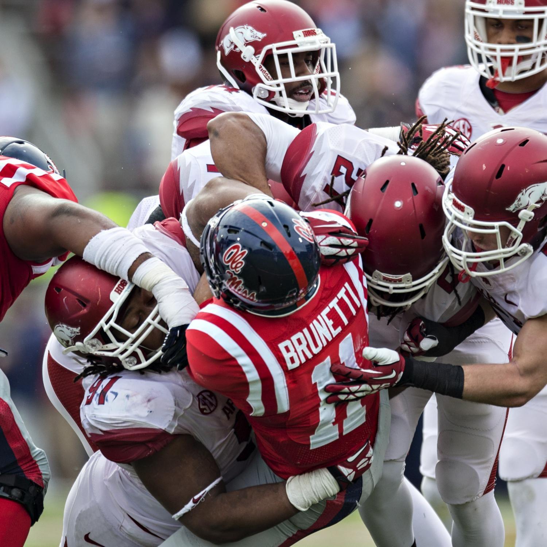 Arkansas football breaking down the razorbacks 2014
