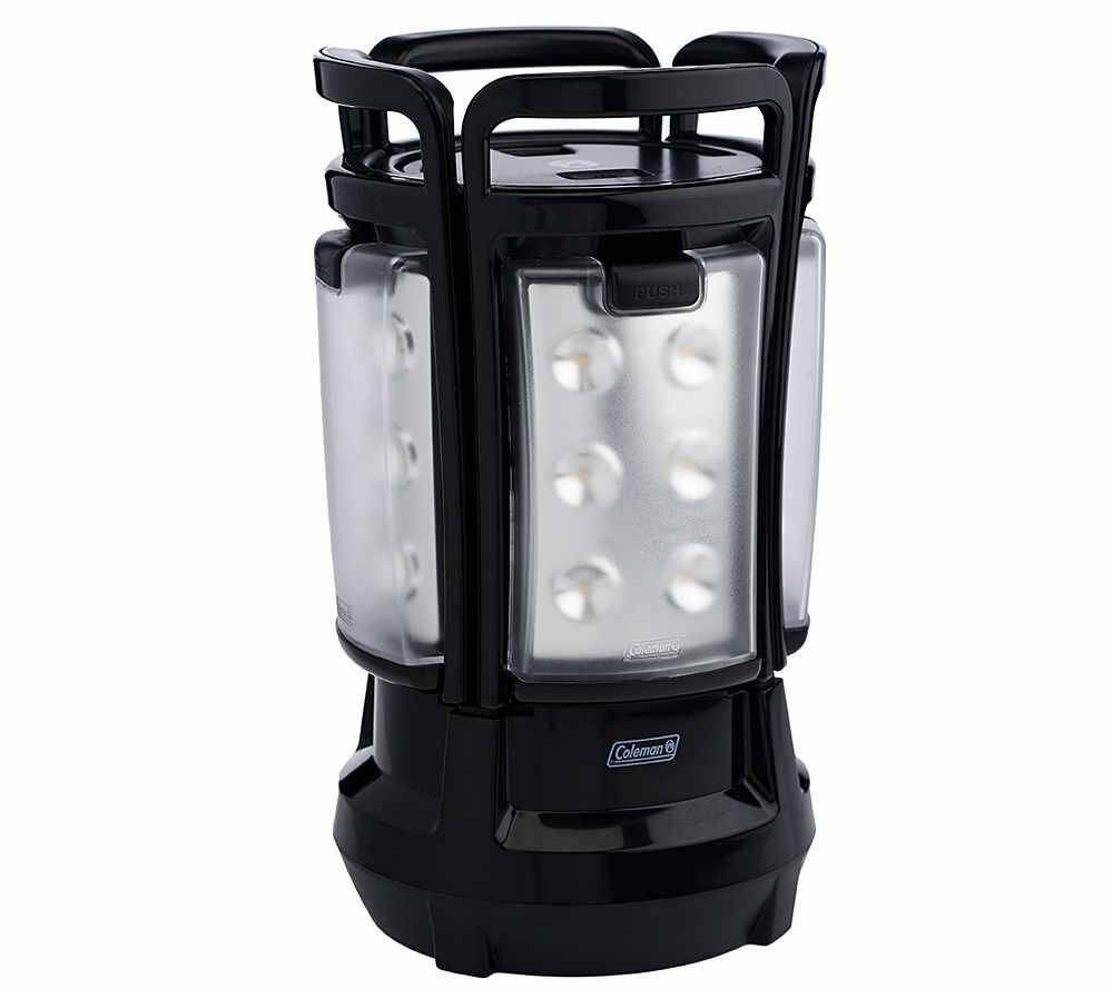 Coleman Elite LED Lantern w/ 4 Rechargeable and Removable