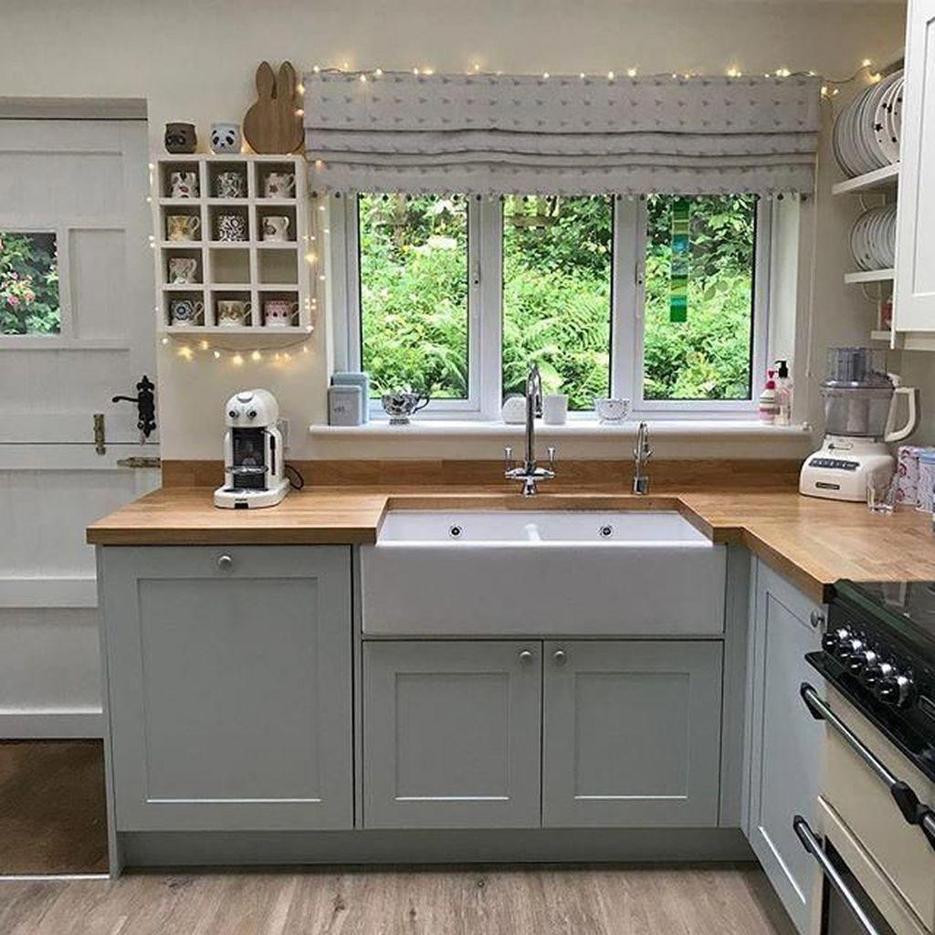 40 Latest Kitchen Sink Ideas For Upgrade Your Kitchens 부엌리모델링 부엌 디자인 부엌 인테리어 디자인
