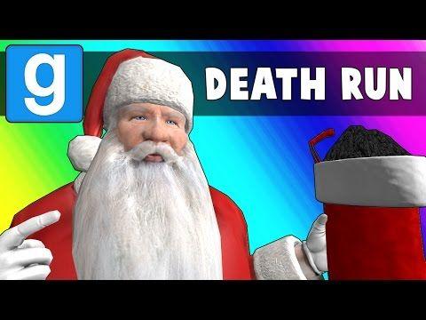 Gmod Deathrun Funny Moments - Santa's Workshop! (Garry's Mod