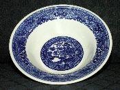 Royal China Company Willow Blue Cereal Bowl