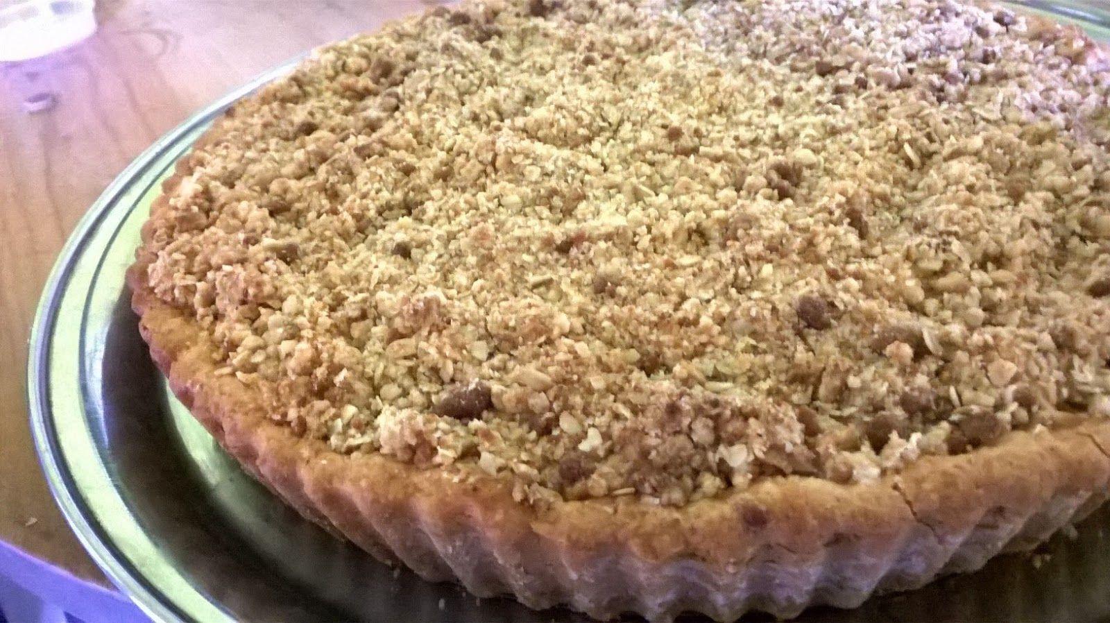 La tarta de manzana pod...