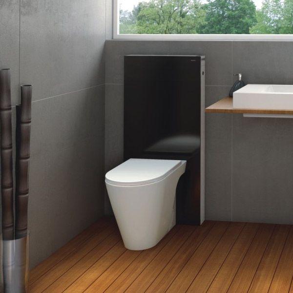 geberit monolith wc unit cistern for floorstanding wcs black 600 600 pixels bathroom. Black Bedroom Furniture Sets. Home Design Ideas