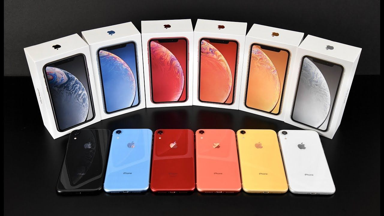 7347f0e311f0b5 Apple iPhone XR: Unboxing & Review (All Colors!) - YouTube ...