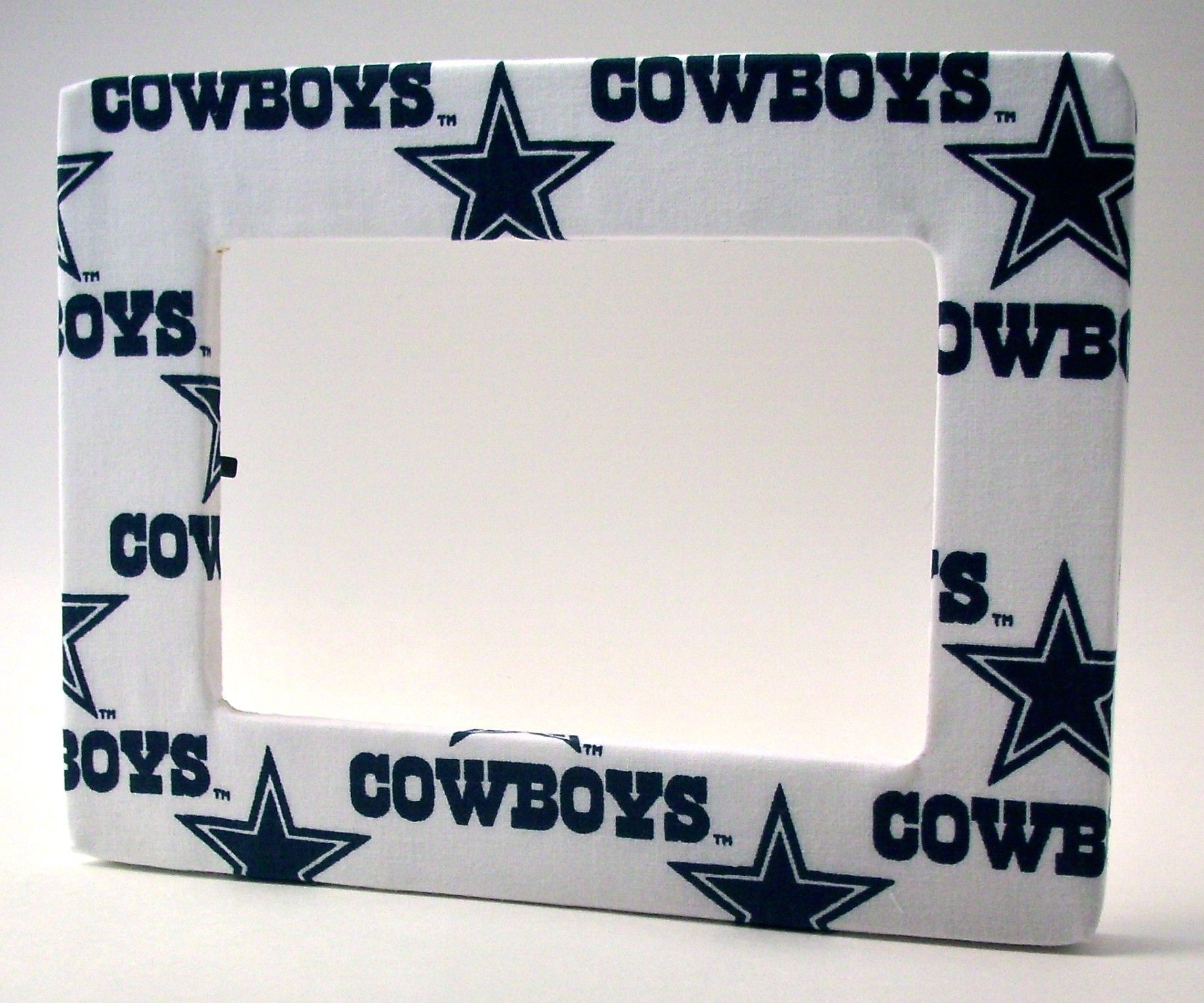 Dallas cowboys picture frame craft ideas pinterest dallas dallas cowboys picture frame jeuxipadfo Choice Image