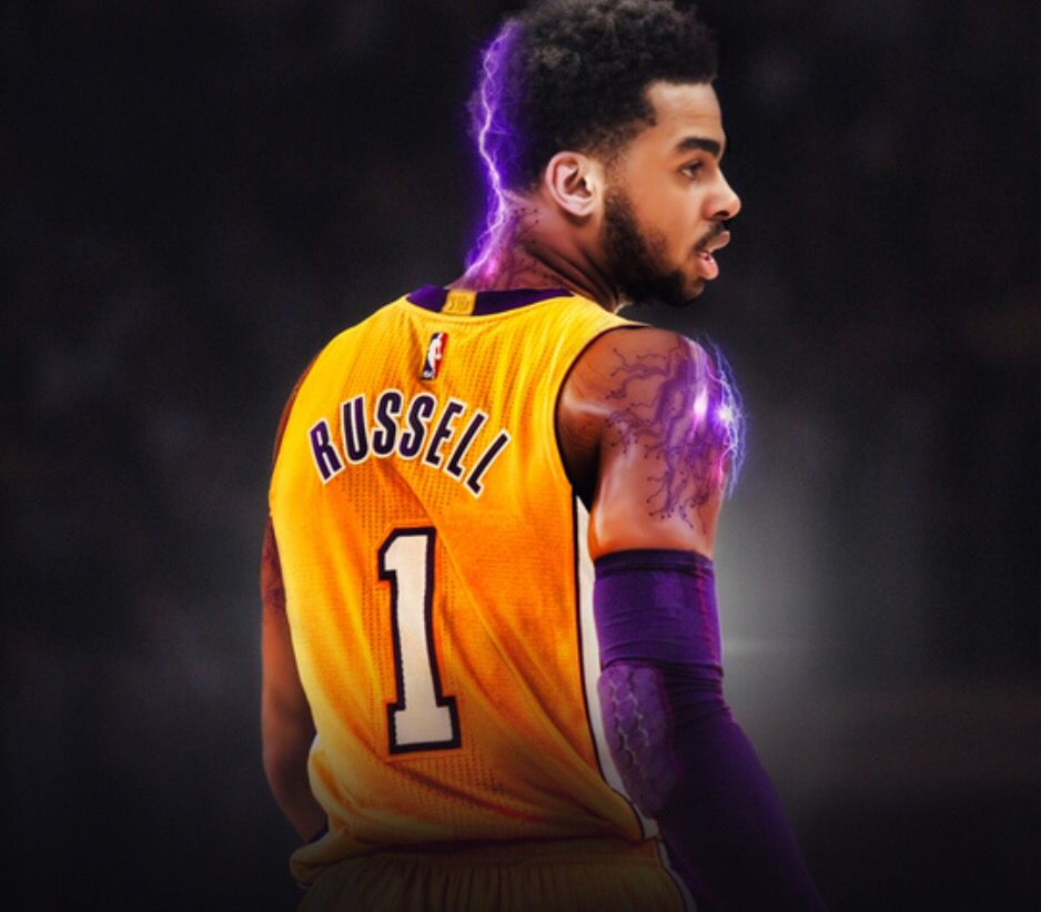 D Angelo Russell Ice In My Veins Nba Fashion D Angelo Russell Wallpaper Basketball Players
