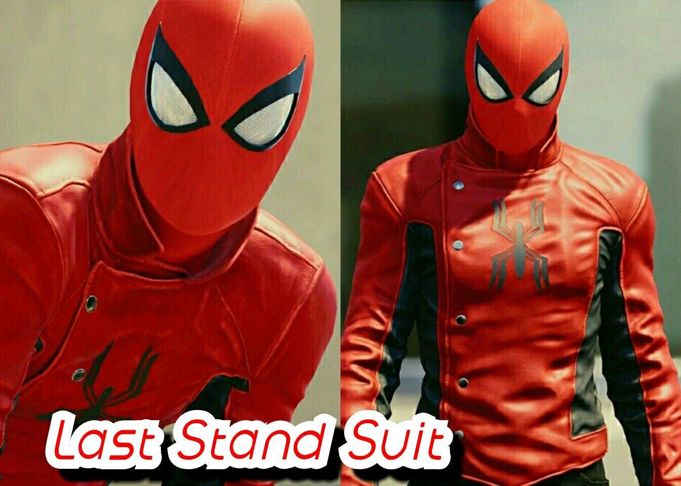 Last Stand Suit Spider man trilogy, Spiderman, Superhero