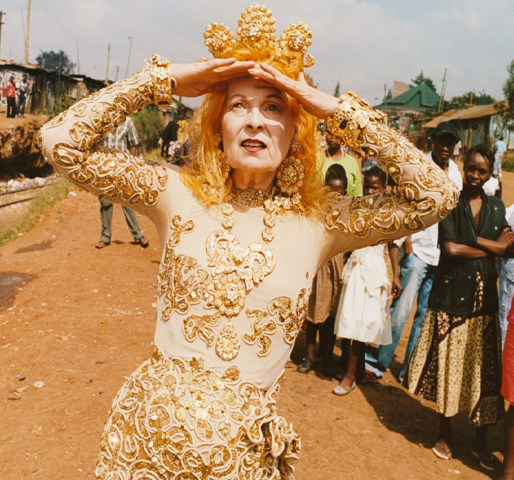 Vivienne Westwood Vivienne Westwood Modestil Ethische Mode
