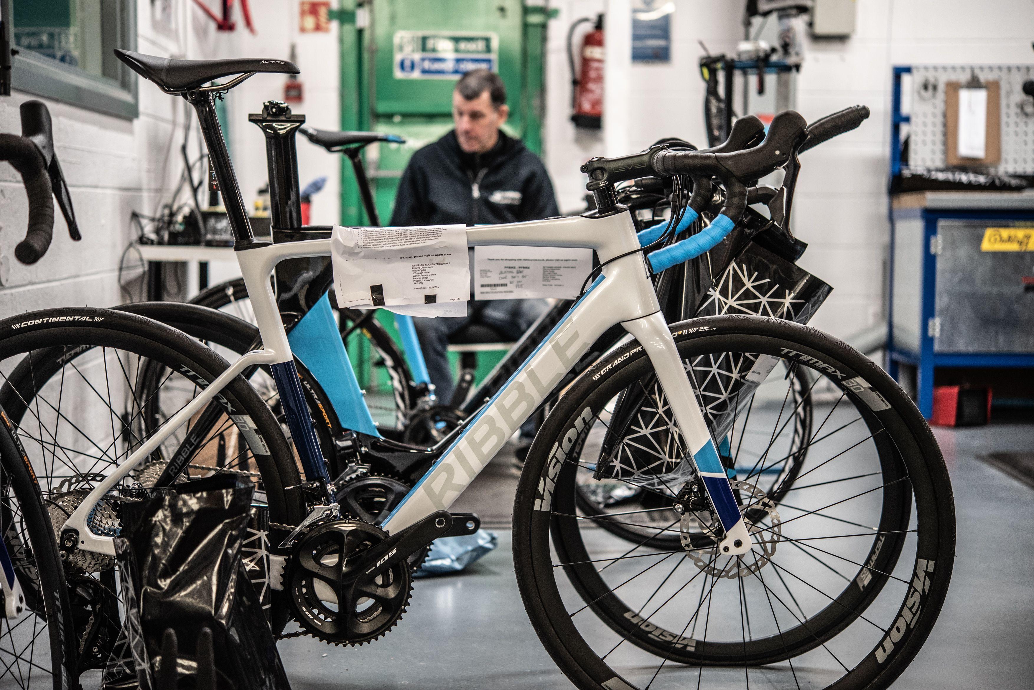 Pin By Ribble Cycles On About Us Bike Shop Online Bike Shop Bike