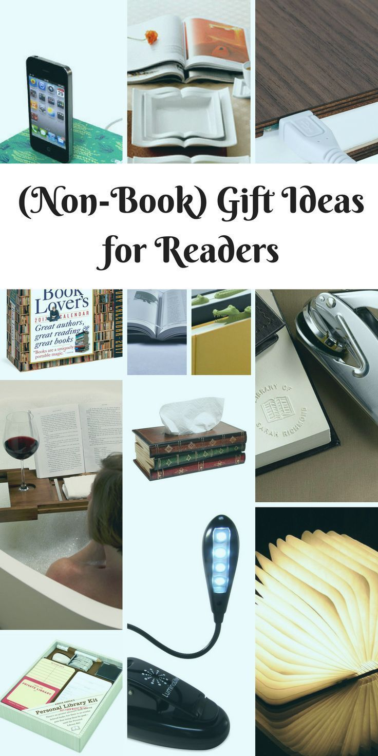 11 (Non-Book) Gifts for Readers
