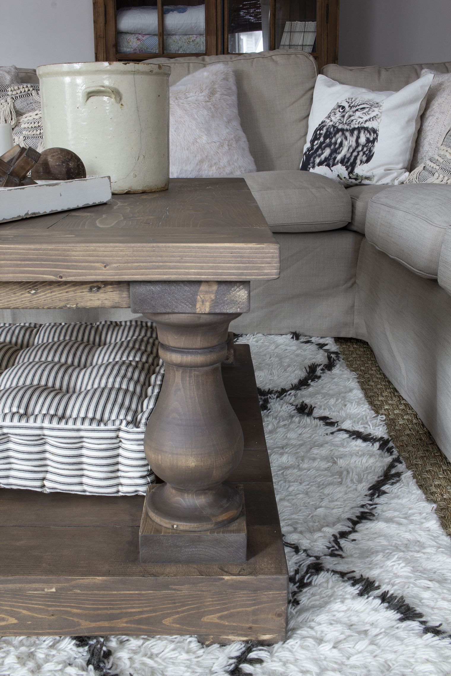 Diy Balustrade Coffee Table Where To Get Balustrades In 2020