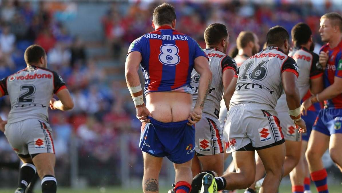 Ian Roberts Recalls Being First Nrl Player To Publicly Come Out As Gay