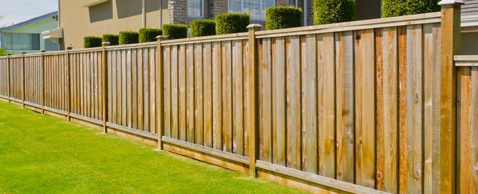 Types Of Privacy Fences Photos Installing The Right Privacy Fence Costs Buying Tips And Types Of Wood Fence Cost Backyard Fences Wood Fence