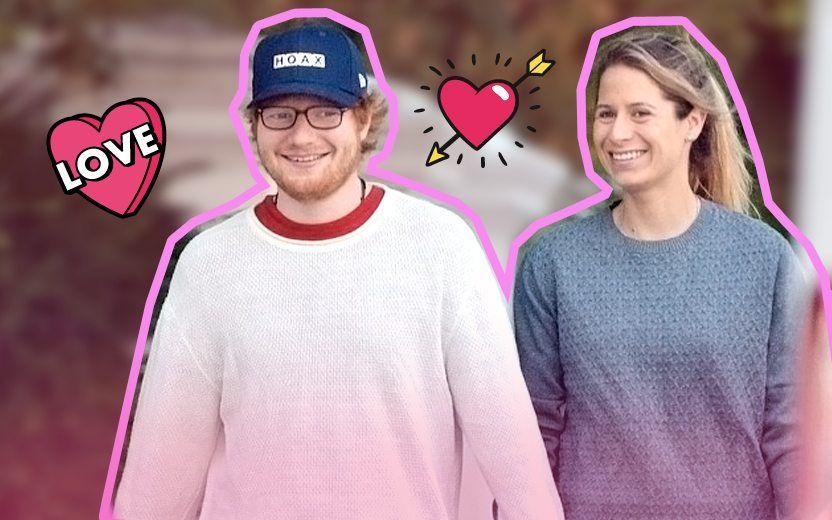 Tudo o que sabemos sobre a noiva de Ed Sheeran!