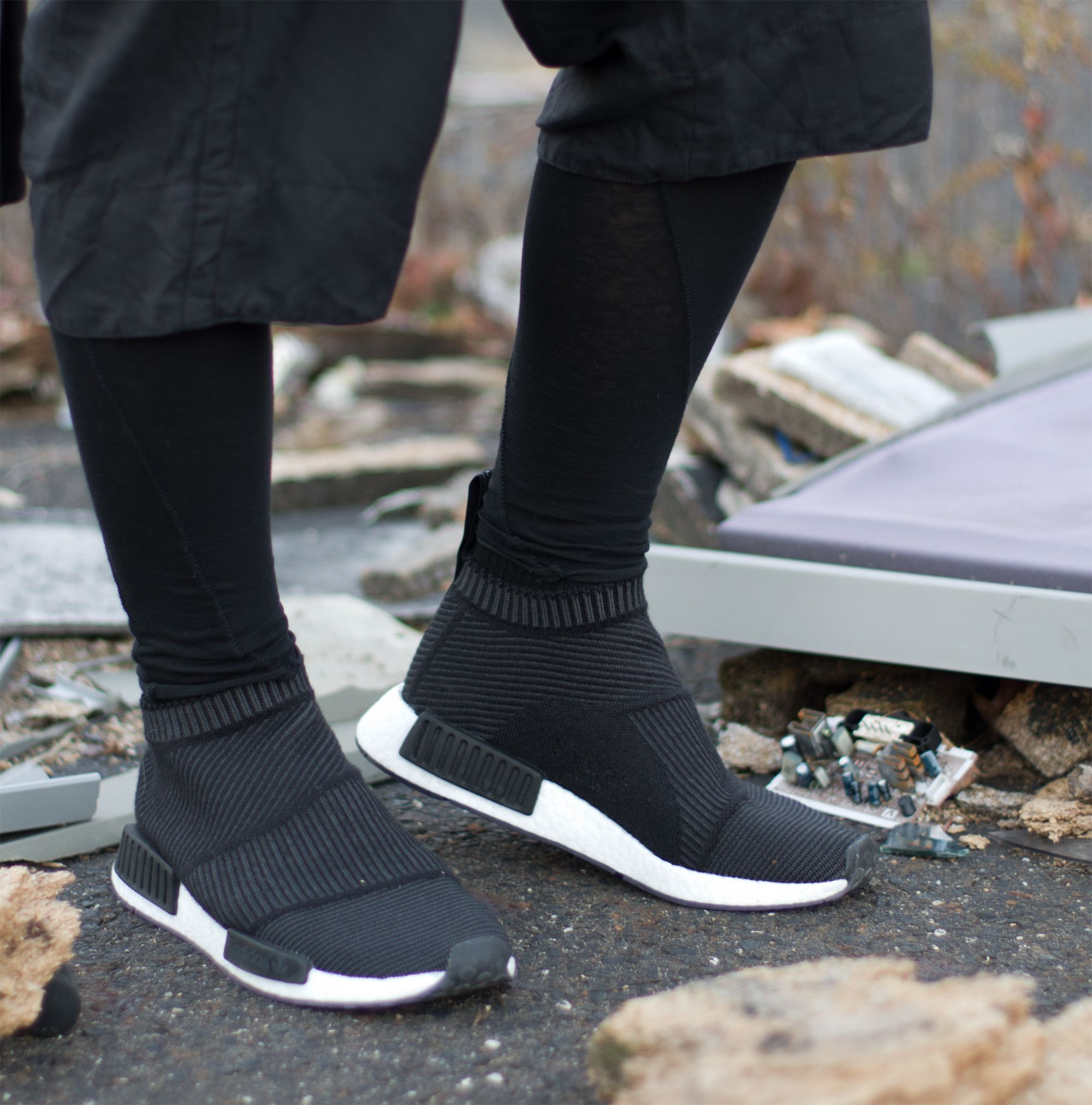 [PICKUP] Adidas NMD CS1 PK Winter Wool