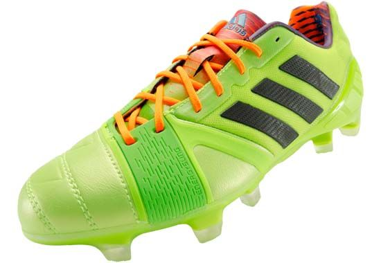 866a69f33 adidas Nitrocharge 1.0 TRX FG Soccer Cleats - Solar Slime & Solar  Zest...Free Shipping...Available at SoccerPro!