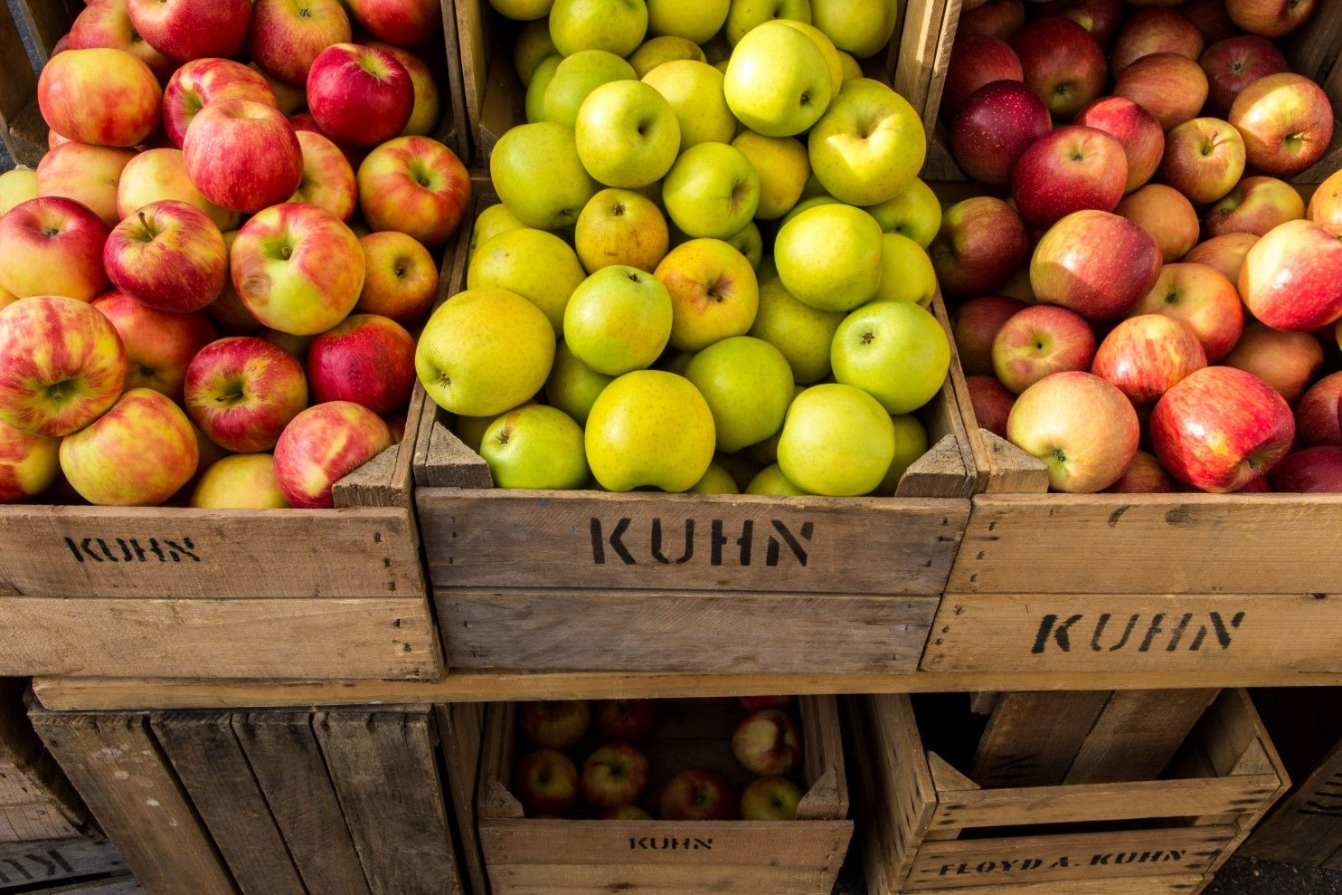 USDA approves genetically modified apples, S&P sets market record - The Washington Post