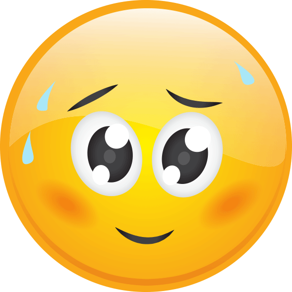 Sweating Smiley Facebook Symbols Emoticons Pinterest Smiley