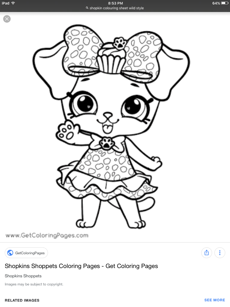 Pin By Shinta Larasaty On Colouring Shopkins Shoppies Shopkin Coloring Pages Coloring Pages Coloring Pages For Girls