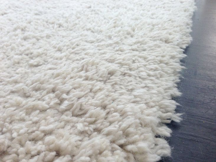 Large 12x12 White Wool Shag Area Rug Abc Carpet Abc Carpet Shag Rug White Shag Rug