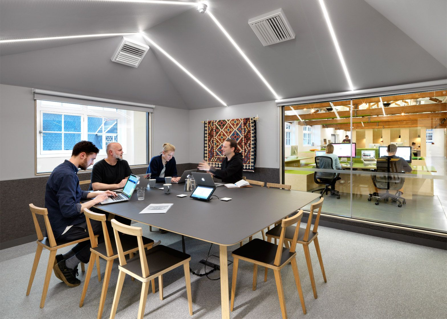 airbnb office singapore. Airbnb Designs Adaptable Office Spaces For London, Sao Paulo And Singapore S